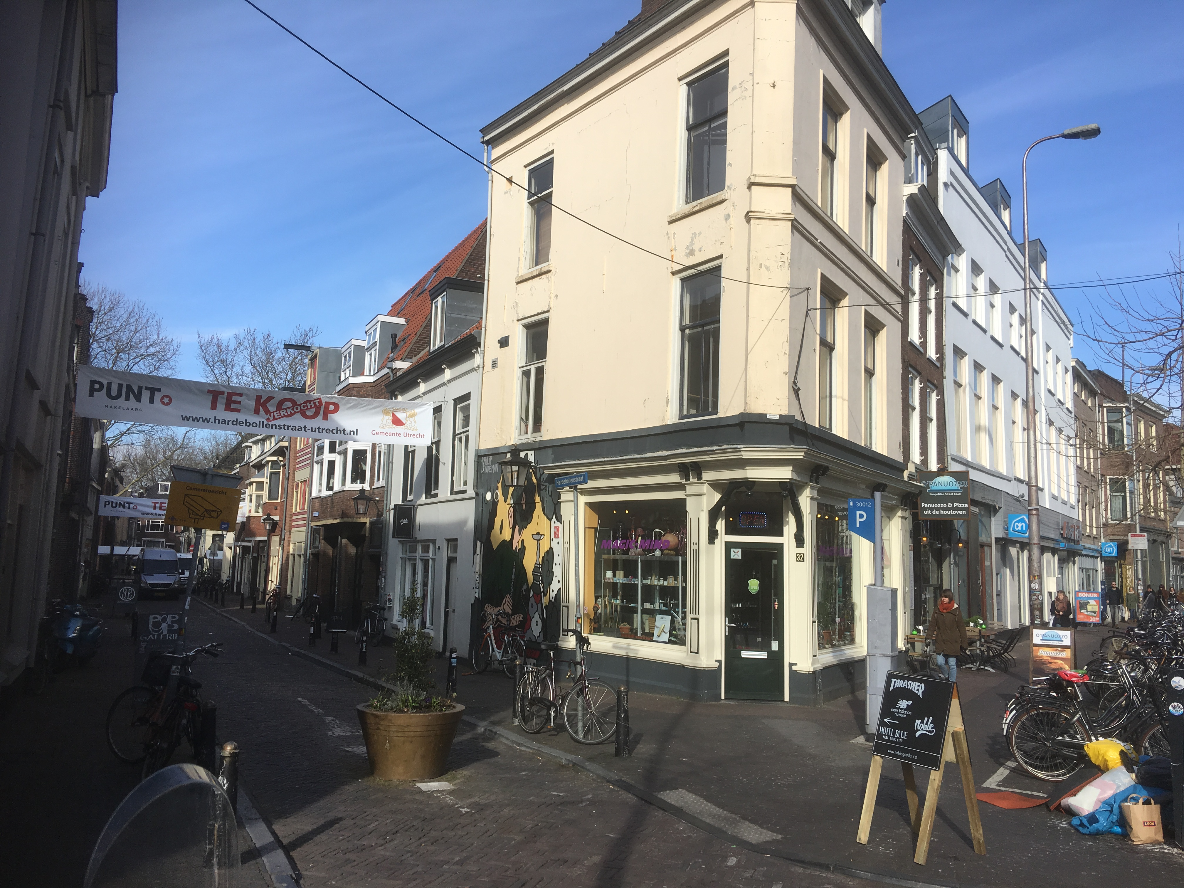 Renovatie stadspand in Utrecht